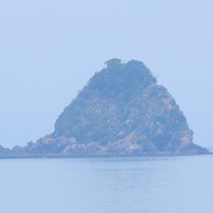 船越から名振へ行く途中 【雄勝半島一周2021年 #21】