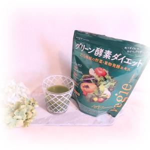 """""""すりりんご""""のようなとろみで満足感UP!ベジエナチュラル グリーン酵素ダイエット"""