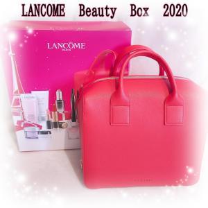 日本のセット内容と違う海外版「LANCOME Beauty Box 2020」の中身