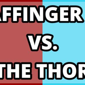 Affinger 5 VS. THE THOR アフィリエイトには?