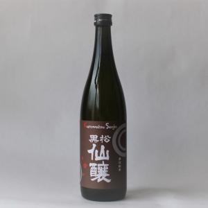 仙醸 黒松仙醸 辛口純米
