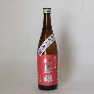 舞姫 信州舞姫 美山錦 純米吟醸 しぼりたて無濾過原酒