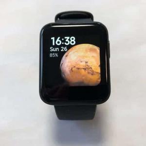 Xiaomi Mi Watch Lite レビュー GPS内蔵の格安スマートウォッチ