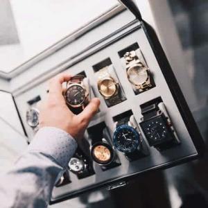 腕時計用おすすめ収納ケース!買いすぎたスマートウォッチにも!