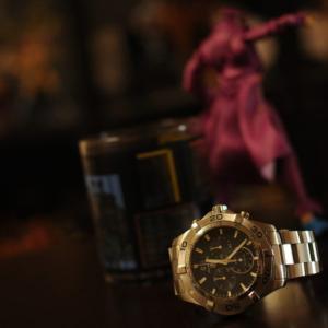 ジョジョの奇妙な腕時計 ~時計はなまいきにタグホイヤーだがな 借りとくぜ………~