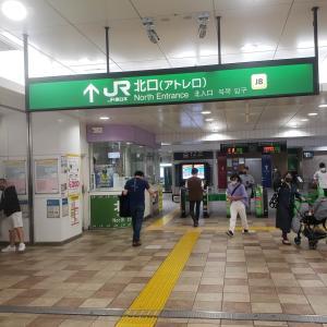 亀戸駅 富山湯と居酒屋ドラム缶ヤッホー ①