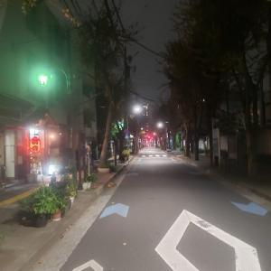 清澄白河駅 辰巳湯と居酒屋だるま②