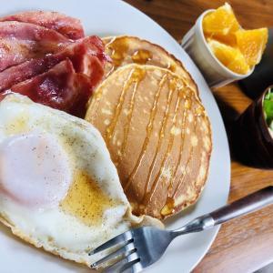 #2 ホットケーキ 日曜の朝食は贅沢に。