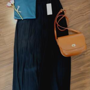 ユニクロ|プリーツスカートパンツは低身長に優しい!