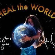 "Michael Jackson ""Heal The World"""