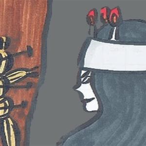 【丑の刻参り】藁人形の呪い返しで死んだ女性