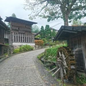 中山道 木曽路 妻籠宿