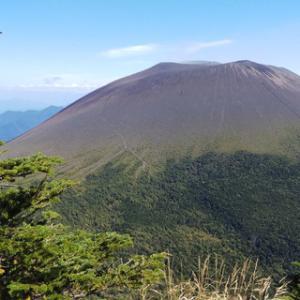 信州・高峰高原から黒斑山への登山 ー 浅間山絶景ポイントへ