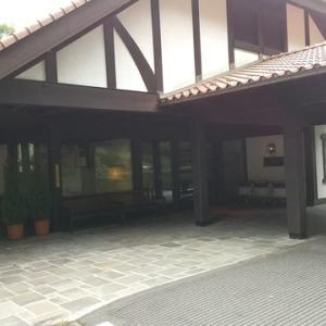 緑の自然に囲まれた「蓼科東急ホテル」