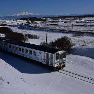 JR北海道・釧網線で見かけるいろんな列車その2 それは白いクリオネ号? いや流氷物語号