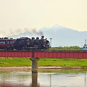 JR北海道・釧網線で見かけるいろんな列車その3 SL機関車 そして謎のアマゾン号
