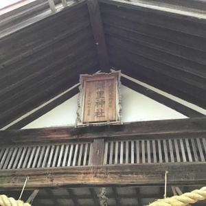 斜里神社はオホーツク最古の神社 1796年創祀