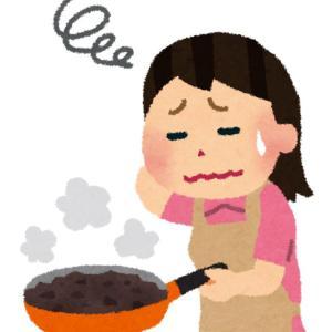 お料理なんて、めんどくさい!~ドロドロ期~
