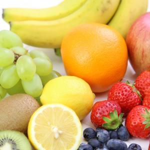 フルーツもダイエットの味方