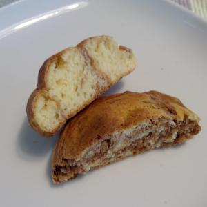 豆腐入りのミニマーブルパン