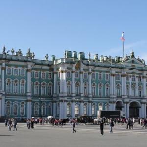 【サンクトペテルブルク】観光の注意点と感動のエルミタージュ美術館