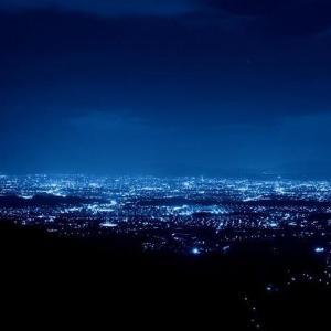 【ポンポン山】京都市で最も美しい夜景を堪能