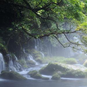 【神秘の滝】元滝伏流水へ行ってきた