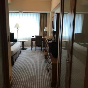帝国ホテルにお泊まり