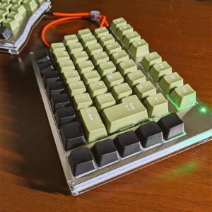 【備忘録】自作キーボードを試作する!