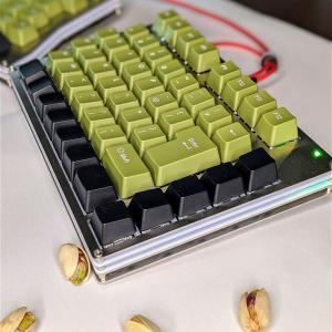 左右分割でJIS配列な自作キーボード、Pistachioを設計した話