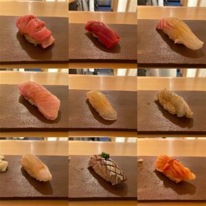 高級寿司デビューと引越し後の生活。