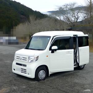 N-VAN:車中泊キャンプ ひさびさの出動じゃぁ~!!!