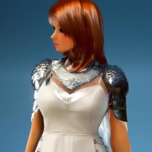 黒い砂漠:[RG]純白のオウル 最新衣装を試着レビュー