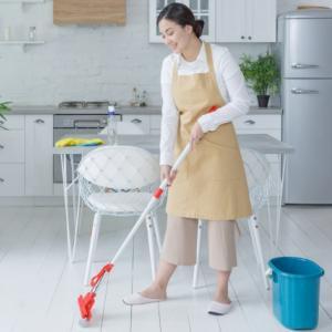 主婦の在宅ワーク時で家事の掃除を上手くこなす3つのコツとおすすめアイテムは?