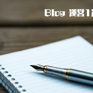 Blog運営1週間報告