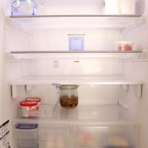 <冷蔵庫収納>食材の買い出し!買い出し前⇒買い物したもの⇒買い物直後⇒買い出し直後!