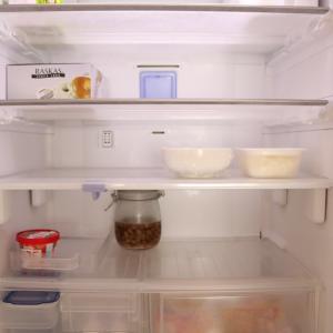 <冷蔵庫収納>9/15食材の買い出し!買い出し前⇒買い物直後⇒作り置き&整理後!