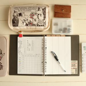 <手書き家計簿>10月用のフォーマットが完成!今月から新たな試み☆