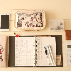 <手書き家計簿>10月1週目を締めました♪支出10946円・生活費残高51075円♪