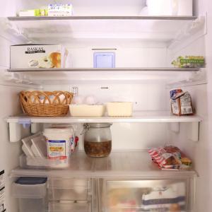<冷蔵庫収納>10/8(木)食材の買い出しへ!買い出し前⇒買い出し直後⇒つくりおき⇒冷蔵庫整理♪