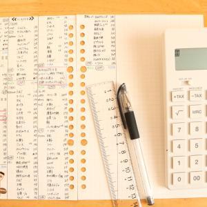 <手書き家計簿>1月21日(木)の支出内容☆支出10677円☆買い物しすぎちゃった~(*_*;