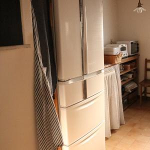 <冷蔵庫収納>10日間買い物に行っていない冷蔵庫の中身☆我が家のキッチン♪