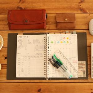 <手書き家計簿>4月2週目締めました!火曜市と日曜日の特売は要注意。。。(;゚Д゚)