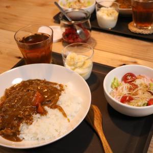 <おうちごはん>お給料日1週間前のリアルな食卓♪お肉中心の茶色い食卓(笑)