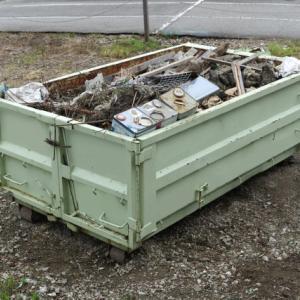 産業廃棄物収集運搬に使われる運搬容器の組み合わせ