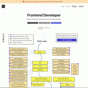 【最新ロードマップ】JavaScriptフレームワークの選び方と学び方を解説します