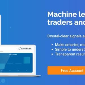 年率64%(2019年度実績)の仮想通貨自動売買サービス Crypto-ML を紹介