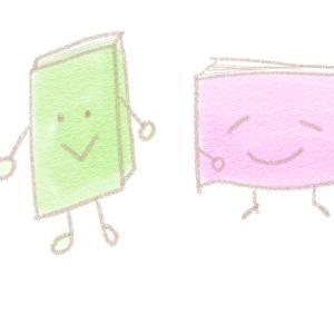 教本のキャラクターと、幸せなレッスン。