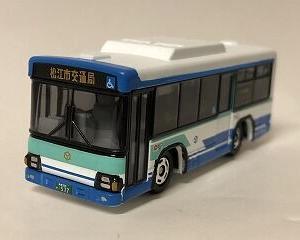 松江のバスがやっぱり気になって