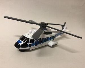 大型ヘリと、情報提供など